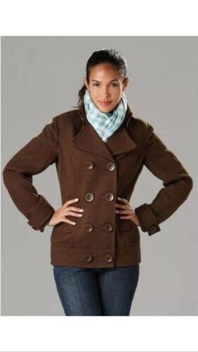 top trendy FLASHLIGHTS Kurzmantel Trenchcoat Jacke NEU taupe braun