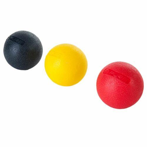Pure2Improve 3-tlg. Massageball-Set Massagekugel Massage Training 5cm P2I200190
