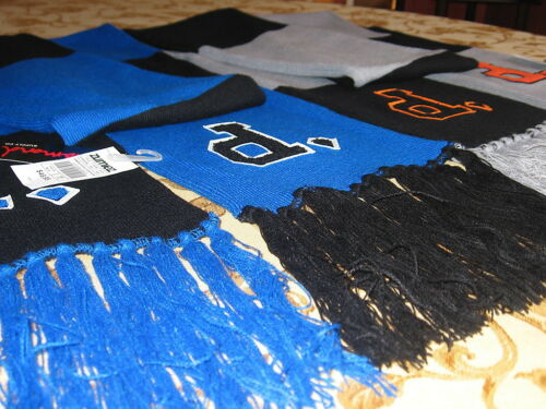 BLUE Black GRAY NWT SNOWBOARD Skateboard Mens DIAMOND SUPPLY Co UN-POLO SCARF