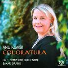 Coloratura Super Audio Hybrid CD (CD, Sep-2012, BIS (Sweden))