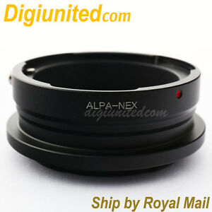 Alpa-mount-lens-to-Sony-E-mount-NEX-adapter-A7-A7R-NEX-5T-6-7-VG900-A6000-A5000