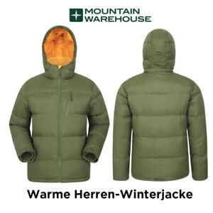 Details zu Mountain Warehouse Frost Extreme Herren Daunenjacke