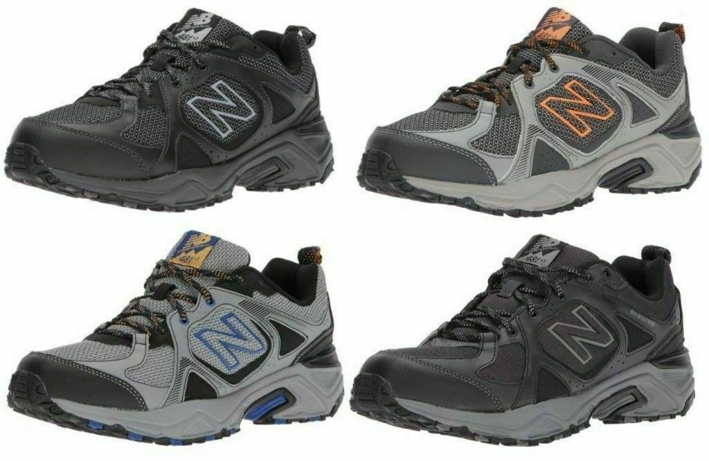 New Balance Homme 481V3 Amorti Trail Running chaussures