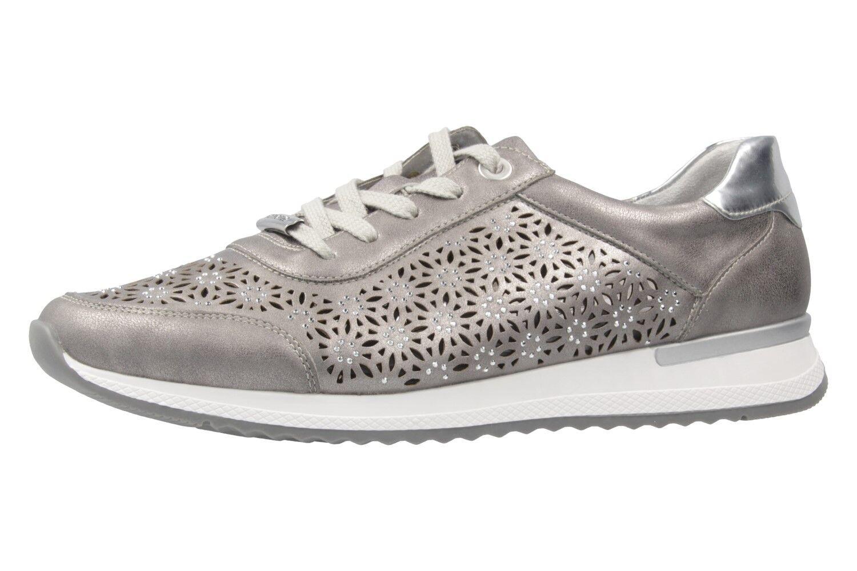 Remonte cortos en en en talla extragrande grandes zapatos señora plata XXL  sin mínimo