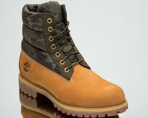 Timberland de Hoja Boots Contrast Inch trigo Zapatos hombres estilo Premium 6 A1zrh de de para vida rfxHwr