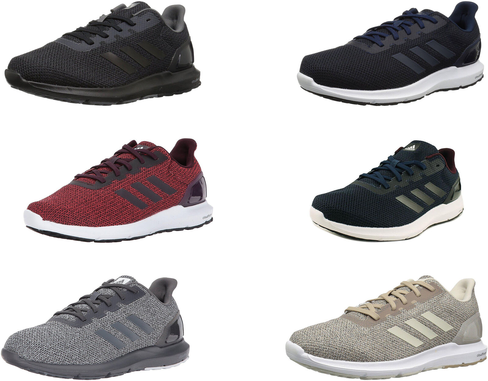 best cheap 91f6e f6b56 adidas Mens Cosmic 2 SL Running Shoes, 6 Colors