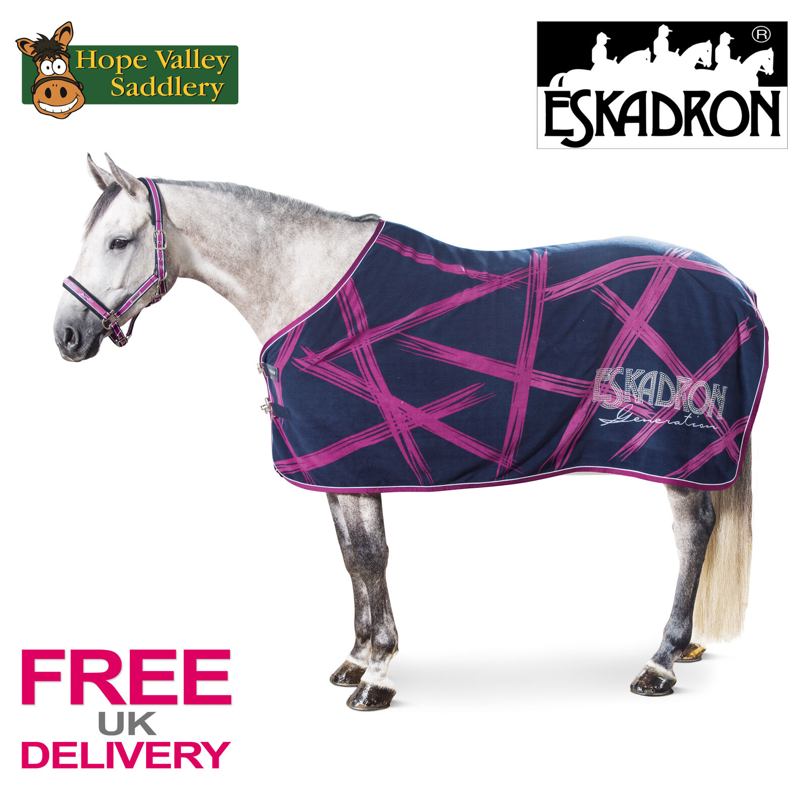Eskadron Brush Fleece Sweat Rug Cooler (Next Generation Ltd. AW14) (134 78 23)