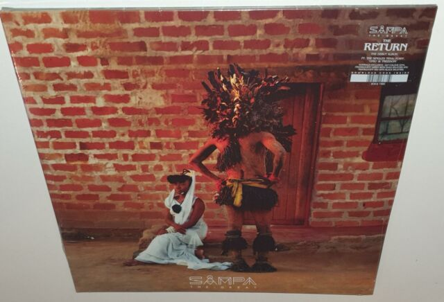 SAMPA THE GREAT THE RETURN (2019) BRAND NEW LIMITED EDITION COLOURED VINYL LP