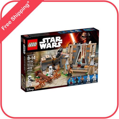Star Wars Battle of Takodana 75139 Toy Set by Lego