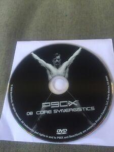 Details about P90X CORE SYNERGISTICS DVD - DISC 08 TONY HORTON  BEACHBODY-WORKOUT-FREE SHIP