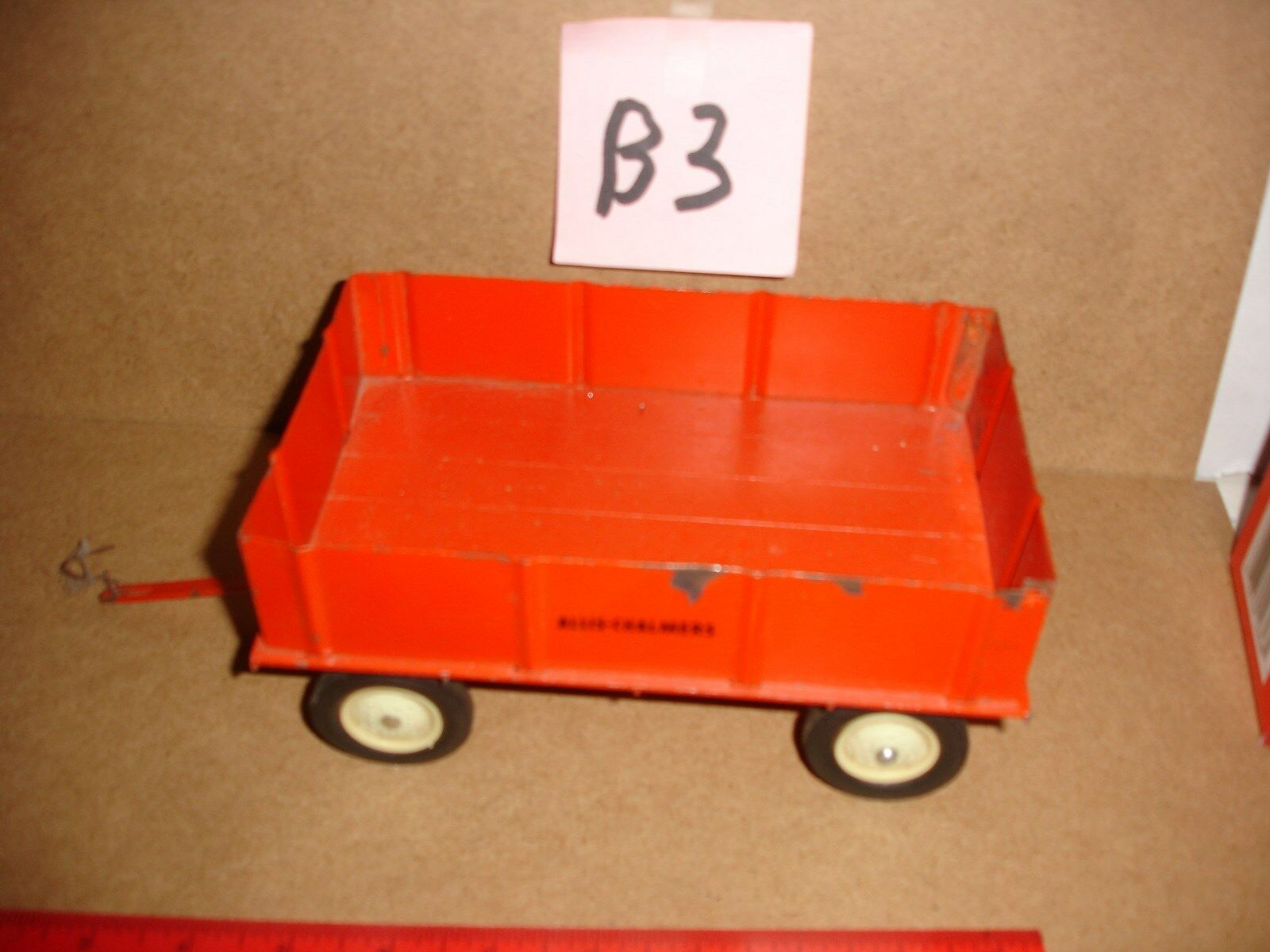 1 16 Allis Chalmers Barge Wagon