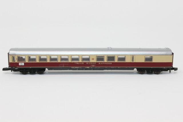 Z Scale Marklin DB 1st Class Rheingold Trans Europ Express Dining Car (#32)