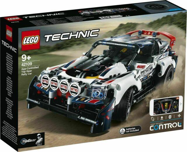 "LEGO Technic 42109   ""La voiture de rallye contrôlée"" boite neuve scellée ++++++"