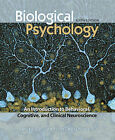 Biological Psychology: An Introduction to Behavioral and Cognitive Neuroscience by S Marc Breedlove, Professor Mark R Rosenzweig (Hardback, 2010)