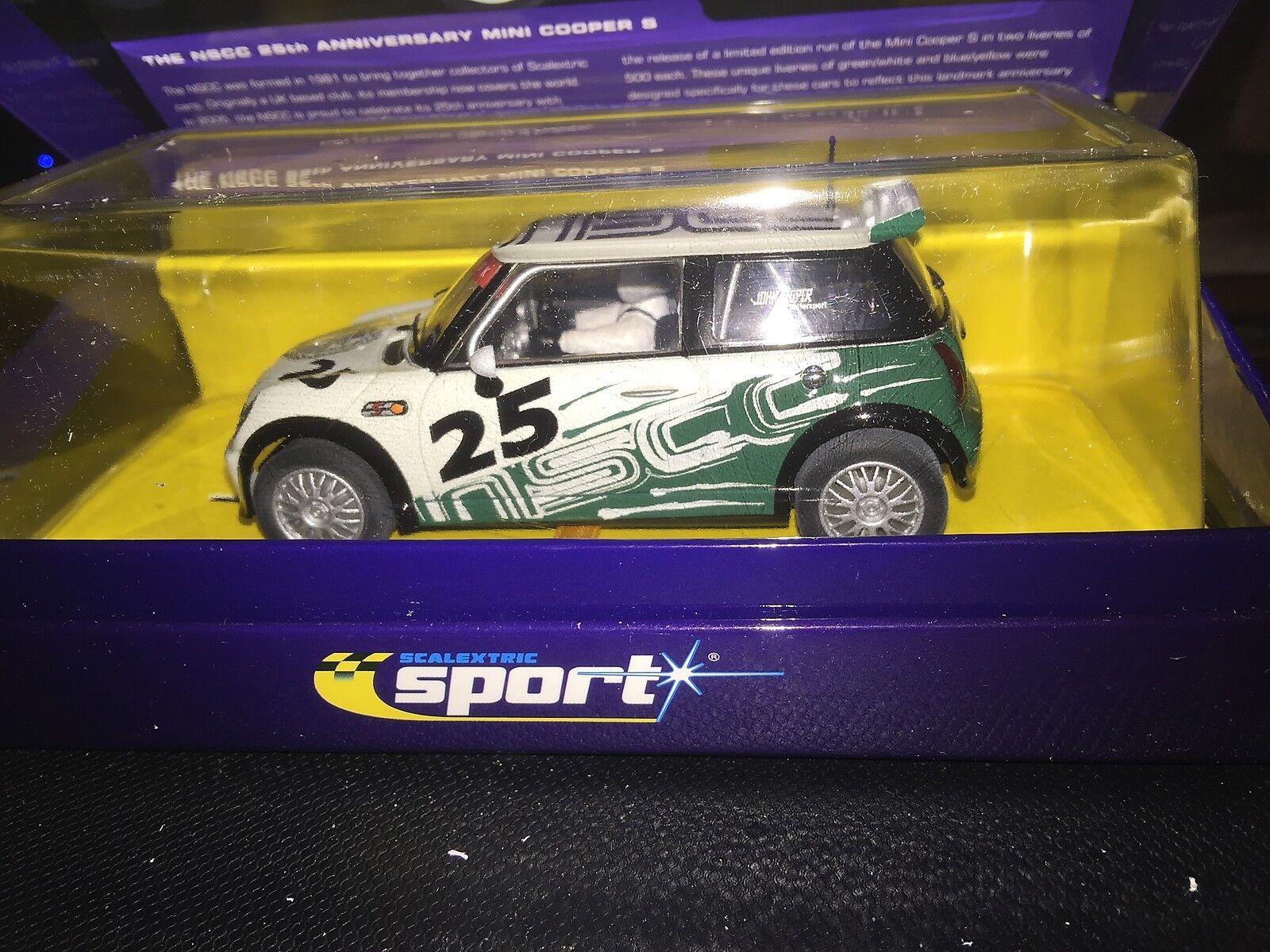 M b NSCC Mini Cooper 25TH Ann ref C2596A