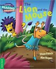 The Lion and the Mouse Green Band by Vivian French (Paperback, 2000)