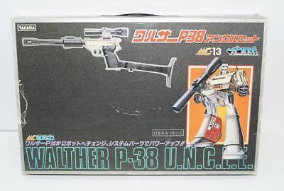Micro Change MC12 Gun Robo MC 13 P-38 UNCLE Megatron Walther Sticker Decal Sheet