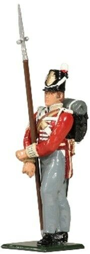 BRITAINS 50033C NCO 27th (Inniskilling) Regiment of Foot Collectors Club Model