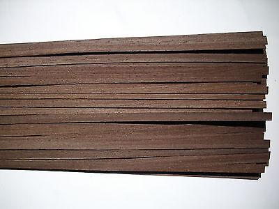 20 Barre Di Legno Wenge 1000 X 10 X 0,6 Mm-mostra Il Titolo Originale Per Produrre Un Effetto Verso Una Visione Chiara