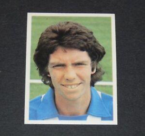 #55 WILLIAMS BRIGHTON SEAGULLS DAILY STAR FOOTBALL ENGLAND 1980-1981 PANINI PbV1pr2A-08021807-682652846