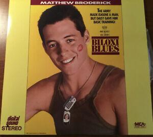 Vguc Biloxi Blues Matthew Broderick Christopher Walken Mca