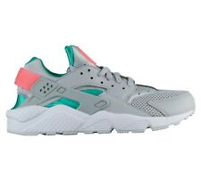 new concept 8779f afaf5 item 3 Nike Air Huarache South Beach Mens 318429-053 Grey Green Running  Shoes Size 10 -Nike Air Huarache South Beach Mens 318429-053 Grey Green  Running ...