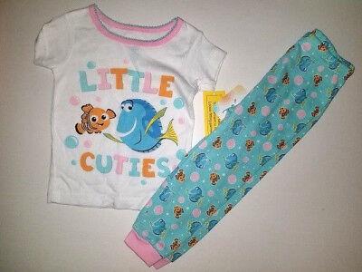 Disney Girls Finding Nemo Pajamas