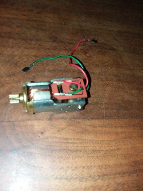 TESTED 1/32 STROMBECKER SLOT CAR 12V MOTOR M10