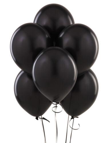 10-254X30.5cm Gepunktet Luftballons /& Schlicht Latex für Geburtstage Muttertag