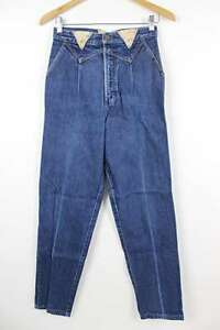 1d07b718e8f Rocky Mountain Made in USA Vintage High Waist Western Mom Jeans Size ...