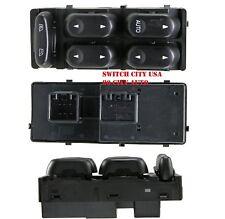 OEM 2002-2003 Ford F150 Crew Cab Master Driver Power Window Switch 2L3Z14529BAA