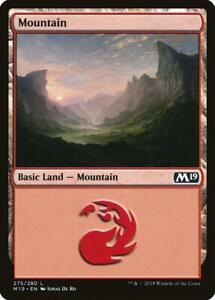 2x-MONTAGNA-MOUNTAIN-Magic-M19-Mint