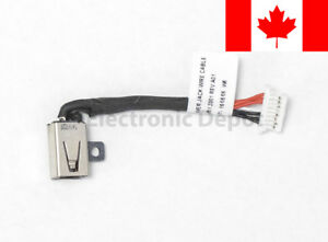 New-Dell-Inspiron-11-3148-13-7347-7352-7353-7359-15-7558-DC-Jack-Cable-0JDX1R