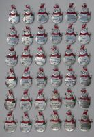 Ad 1x Snowman Christmas Ornament Dentist Fireman Brother Grandma Sister Friend