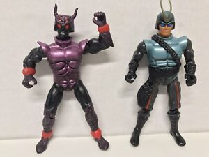 1984-Coleco-Action-Figure-General-Spidrax-Sectaurs-Warriors-Of-Symbion-Used