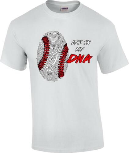 It/'s In My DNA Baseball T-Shirt