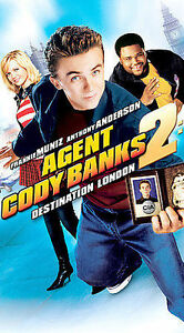 Agent Cody Banks Destination London Vhs 2004 For Sale Online