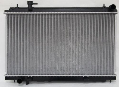 TYC 2577 Radiator Assy for Nissan 350Z 3.5L V6 Manual Trans 2003-2006 Models