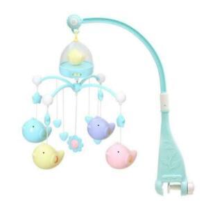 Musikmobile Spieluhr Musikuhr Einschlafhilfe Kinderbett Baby Spielzeug Halterung