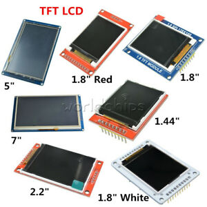 Interfaccia-periferica-seriale-TFT-LCD-1-44-1-8-2-2-5-7-034-pollici-Shield-modulo-ST7735S-SSD1963