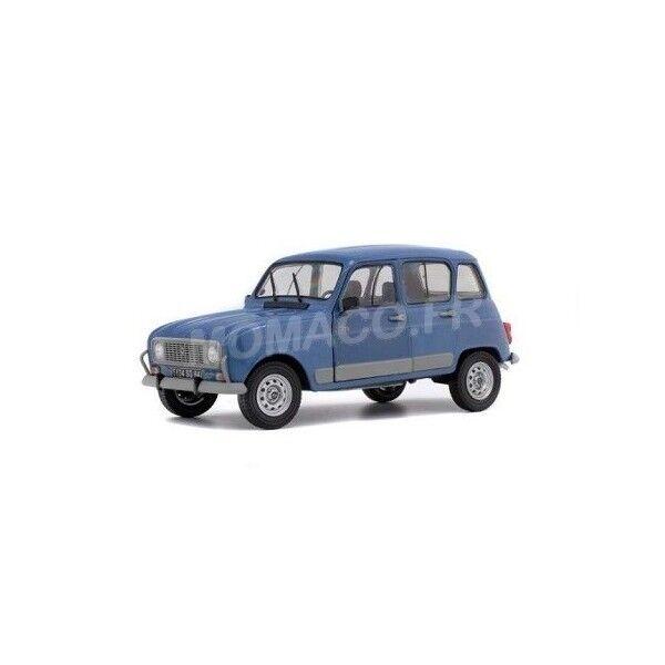 Solido 1800107-renault 4l gtl clan 1986 slate bluee 1 18