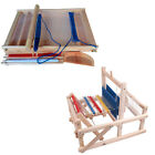 Colorful Rope Wood Portable Hand Loom DIY Craft Tool Sweater Knitting Machine
