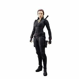 BANDAI-S-H-Figuarts-Black-Widow-Avengers-End-Game-Action-Figure-w-Tracking-NEW