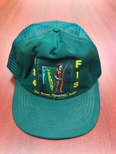 Vintage Vermont The Green Mountain Boys 134 FIS Tr