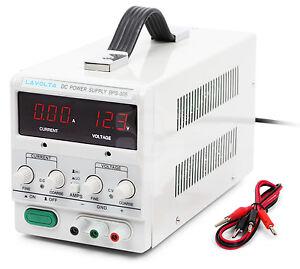 Lavolta-Labornetzgeraet-Labornetzteil-DC-Trafo-Regelbar-Stabilisiert-0-30V-0-5A