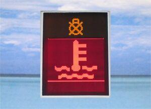Premium-LCD-FIS-Navi-Display-KIT-Tacho-Kombiinstrument-Pixelfehler-Audi-TT-8N