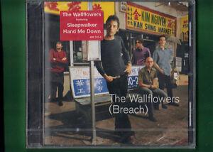 WALLFLOWERS-BREACH-CD-NUOVO-SIGILLATO