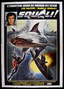 M181 Manifesto 4F Haie Lee Majors Lo Hai The Jaws The Shark Horror Sub