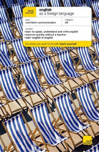 Teach Yourself English as a Foreign Language (TYEF) By Sandra Stevens