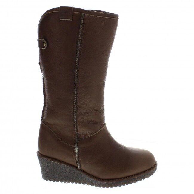 NEW IN BOX   EMU Sandon boots. Chocolate, Sz.8